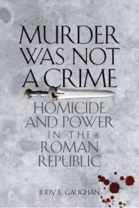 Murder was not a Crime book cover