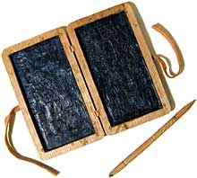 Wax Tablet